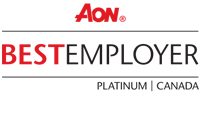 AON Best Employer Platinum Canada