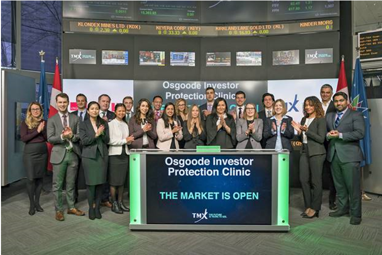 Osgoode Investor Protection Clinic